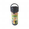 garrafa termica invicta 1 8 l plotagem mazutti laranja