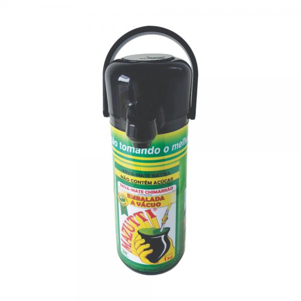 garrafa termica invicta 1 8 l plotagem mazutti verde